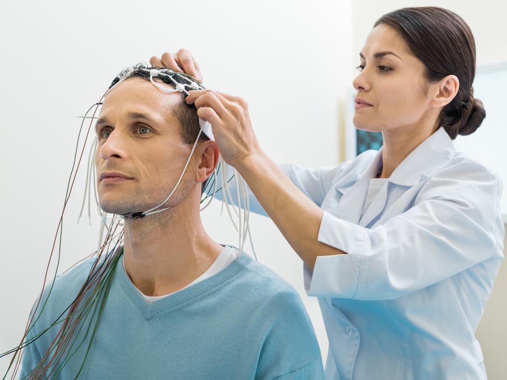 Head-electrodes