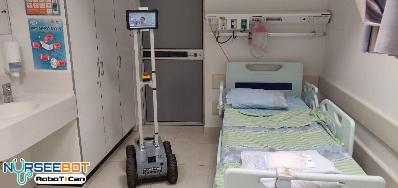 הרובוט-שנלחם-בקורונה