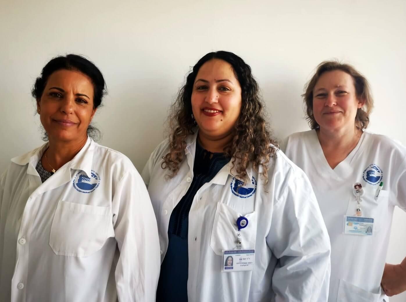 דוקטור-ענב-יפת-צוות-מרפאה-סוכרת-הריון-פוריה